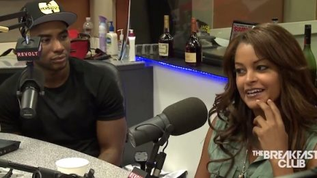 Claudia Jordan Visits 'The Breakfast Club' / Dishes On 'Real Housewives' & Radio Exit