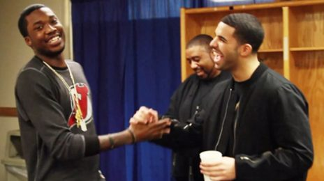 "The Hilarity: Drake Sends ""Bottles"" To 'The Breakfast Club' #BackToBack"