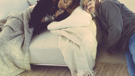 Hot Shot: Janet Jackson Shoots 'No Sleeep' Video With Dave Meyers