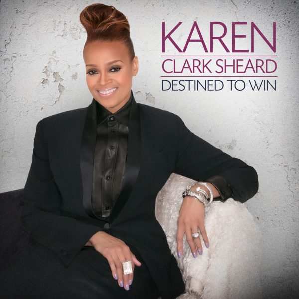 karen clark sheard new album