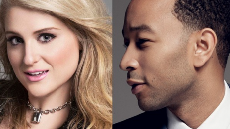 New Video: Meghan Trainor & John Legend - 'Like I'm Gonna Lose You'