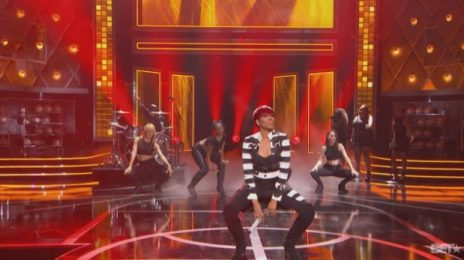 Watch: Monica Performs 'Just Right For Me' At BET Players Awards