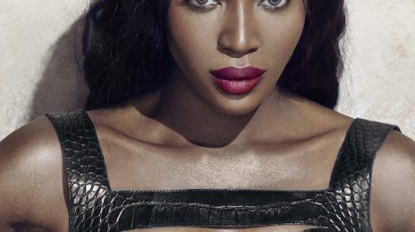 Naomi Campbell Checks Into 'American Horror Story: Hotel'