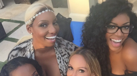 'Real Housewives of Atlanta': NeNe Leakes, Porsha Williams & Phaedra Parks Meet Up For 'Ladies Luncheon'