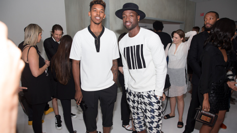 Hot Shots: Dwayne Wade, Nick Young & Gabrielle Union Hit New York Fashion Week