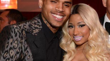 Chart Check:  Chris Brown, Meek Mill, & Nicki Minaj Lead The Week's Hot 100 Entries
