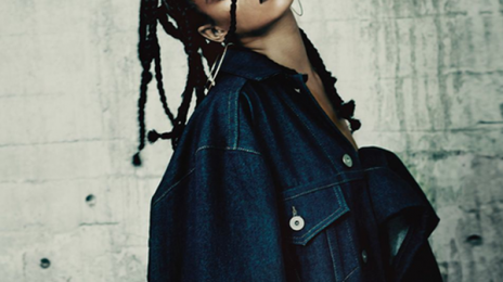 #R8 Revival? Rihanna Shoots New Video