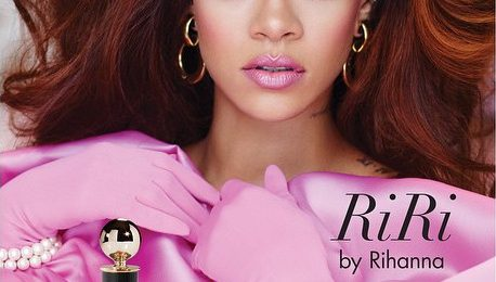 Rihanna Announces New Fragrance 'RiRi' / Unveils Ad