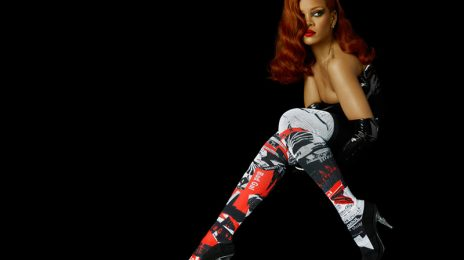 Did You Miss It?! Rihanna Launches Her Very Own Line Of...Socks