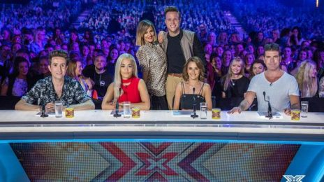 First Look: Rita Ora & Cheryl Fernandez-Versini Lead New 'X Factor' Panel