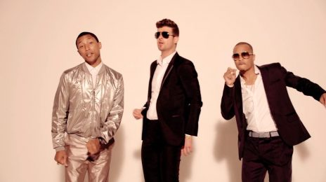 'Blurred Lines' Updates:  Judge Reduces Pharrell Williams/Robin Thicke Verdict By $2 Million
