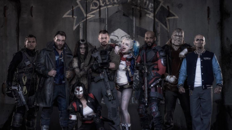 Movie Trailer: Suicide Squad (Starring Will Smith & Viola Davis)'