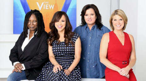 Watch: Rosie Perez Makes Tearful Exit From 'The View'