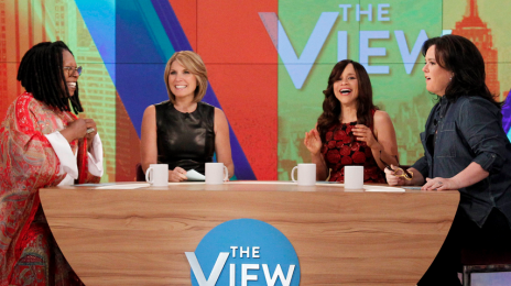 Report: Rosie Perez To Leave 'The View'