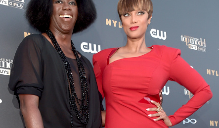 Hot Shots: Tyra Banks Launches 'America's Next Model Cycle 22' Premiere Party