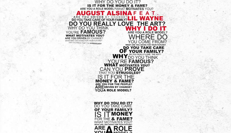 New Song:  August Alsina Ft. Lil Wayne - 'Why I Do It'