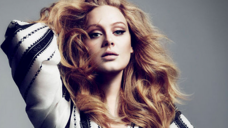 Report: Adele To Release Her New Album...In A Matter Of Weeks