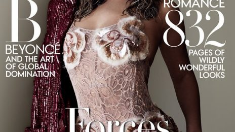 Beyonce Covers 'Vogue' & Makes History [Full Shoot]