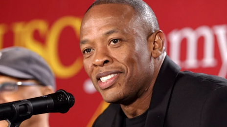"Did You Miss It?! Dr. Dre Apologizes To ""The Women I've Hurt"""