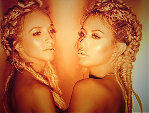 Hot Shot: Dumblonde Sizzle In New Promotional Shot