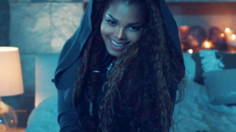 Hot Shot: Janet Jackson Spotted At Bruno Mars Concert