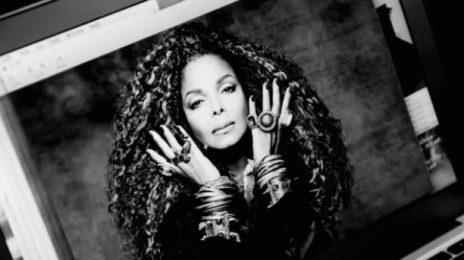 First Look: Janet Jackson Album Cover Shoot [Video]