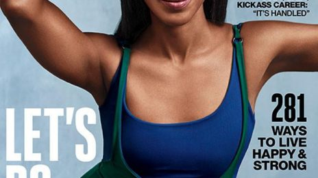 Kerry Washington Wows In SELF Magazine