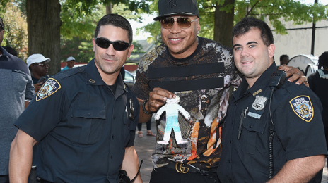 Hot Shots: LL Cool J Celebrates The 11th Anniversary Of 'Jump And Ball'
