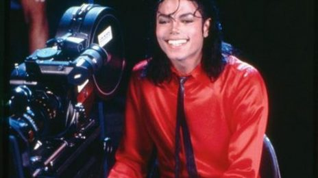 From The Vault: Michael Jackson - 'Liberian Girl'