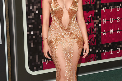 2015 MTV Video Music Awards: Red Carpet Arrivals