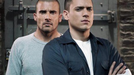 TV News: FOX Announces Return Of 'Prison Break' / New Show 'Star' From 'Empire' Creator