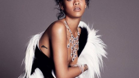 "Rihanna Sends Fans Into Frenzy With ""September"" Message / New Music Hint?"