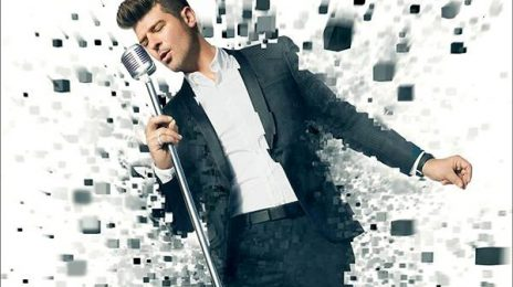 Watch: Robin Thicke Belts 'Back Together' On GMA