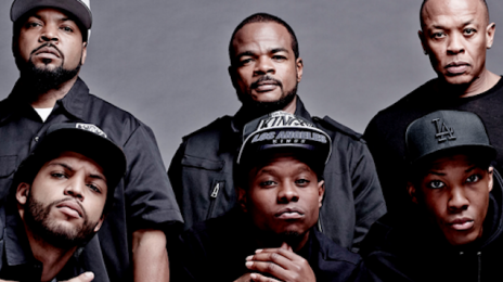 'Straight Outta Compton' Expected To Pull In 50 Million Dollars At The Box Office