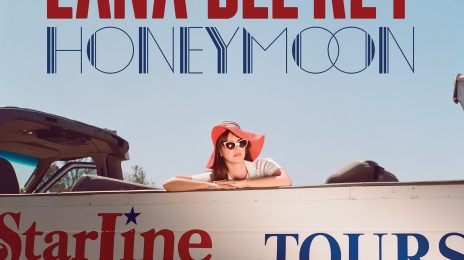 And the Predictions Are In...: Lana Del Rey's 'Honeymoon' Sales Prediction Lowered