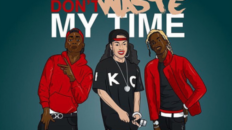 She's Back! Keyshia Cole Returns With New Number 'Don't Waste My Time'