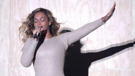 Watch: Beyonce & Ed Sheeran Perform 'Drunk In Love' Live At The 'Global Citizen Festival'