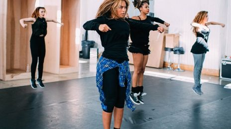 First Look: Beyonce's 'Global Citizen Festival' Rehearsals