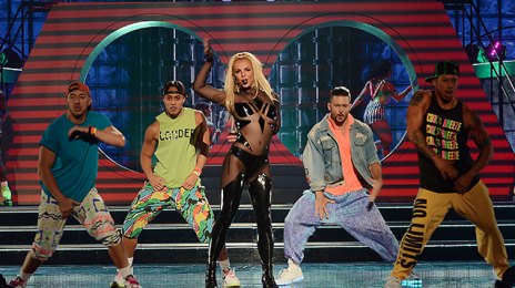 Britney Spears Extends Las Vegas Residency Deal