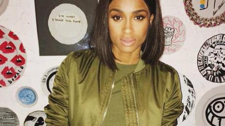 Hot Shots: Topshop Throws New York Fashion Week Party In Honour Of Ciara