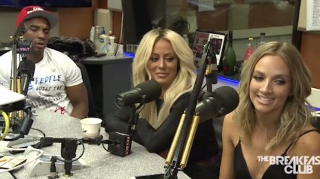 Explosive: Dumblonde Dish On Danity Kane Break-Up On 'The Breakfast Club'