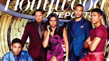 'Empire' Cast Cover 'The Hollywood Reporter'