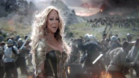 Watch: Mariah Carey's 'Game Of War' Commercial