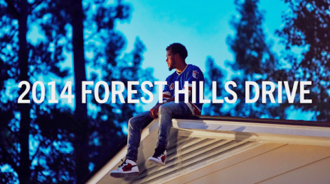 J. Cole Secures His First Million-Selling Album With '2014 Forest Hills Drive'