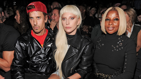 Hot Shots: Lady Gaga & Mary J. Blige Party At 'New York Fashion Week'