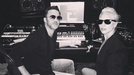 Lady Gaga Resumes Recording Of New Album With RedOne