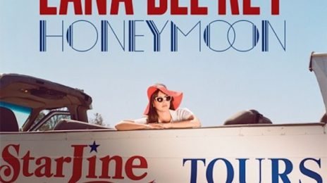 Album Stream: Lana Del Rey - 'Honeymoon'