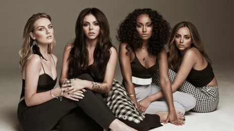 Watch: Little Mix Perform 'Black Magic' On 'Good Morning Denmark'