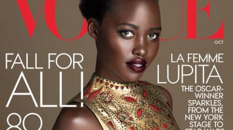 Lupita Nyong'o Stuns In New 'Vogue' Cover