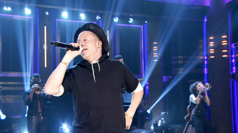 "Did You Miss It? Macklemore Performs 'Downtown' Live At ""The Tonight Show Starring Jimmy Fallon"""